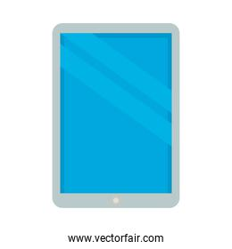 tablet device electronic isolated icon