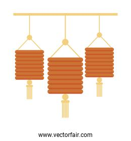 chinese lamps decorative hanging icons