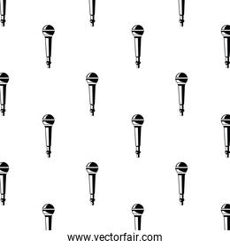 microphones audio devices pattern background