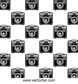speakers sound audio devices pattern background
