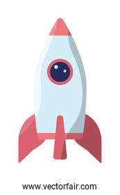 rocket launcher startup space  icon