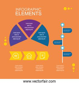 infographic elements and tools