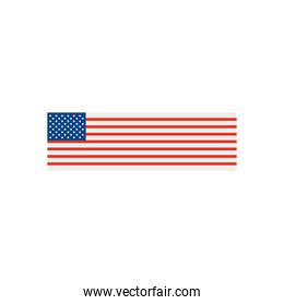 national united states of america flag