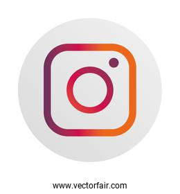 social media logo, instagram photo video