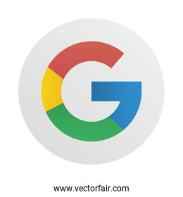 social media logo, google search information, webpages, images, videos and more