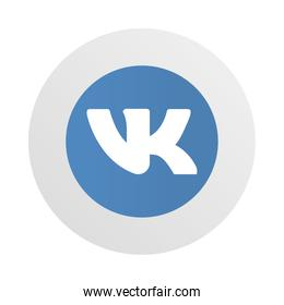 social media logo, vkontakte create private messages, status updates, share photos and more