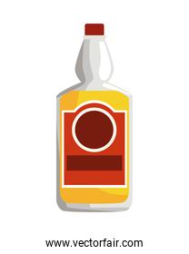tequila bottle mexican drink icon