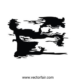 black paint strokes abstract textute trendy layout