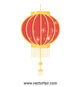 happy new year 2021 chinese, traditional lantern decoration
