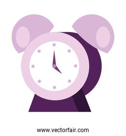 alarm clock timer isolated icon