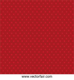 background with bundle of red stars
