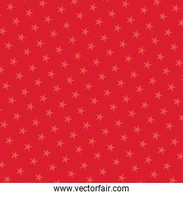 background of red color with bundle of red stars