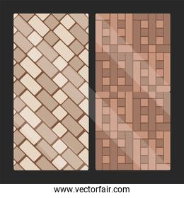 paving tiles texture rectangular background