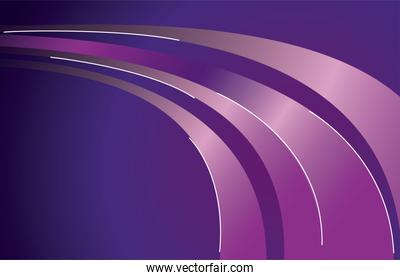 background purple with light trail
