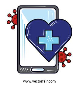 smartphone medical service online, new normal after coronavirus covid 19