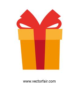 gift box surprise icon isolated design