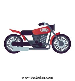 tracker motorcycle style vehicle icon