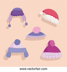 winter warm clothes accessory fashion icons