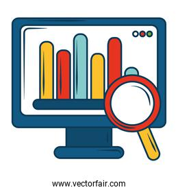 marketing computer financial searching network