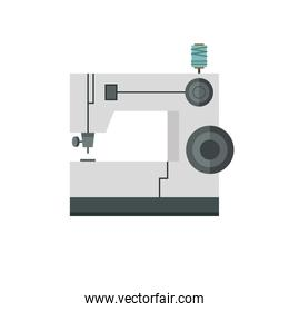 sewing machine house appliance isolated icon