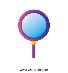digital marketing magnifying glass research