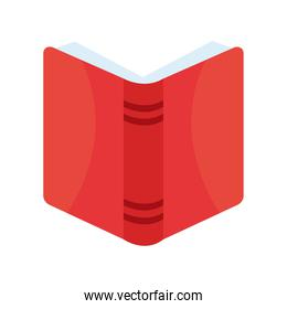 library text book open education icon