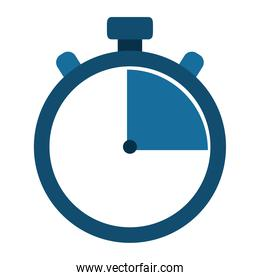 stopwatch time minute speed icon cartoon