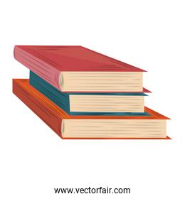 book stack literature learn academic and education