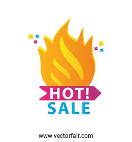 hot sale countdown lettering with fire flame
