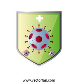 world vaccine, shield protection against covid 19