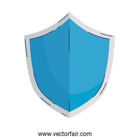 shield guard blue protection icon
