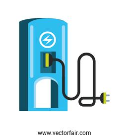 ecological electric fuel pump for vehicles
