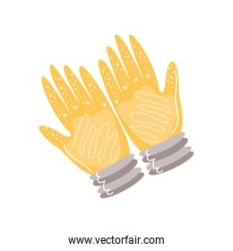 garden gloves tool and equipment