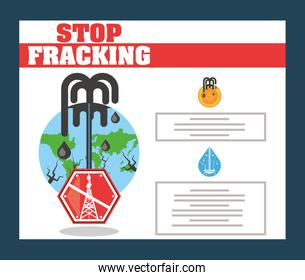 stop fracking drill rig, hydraulic fracturing process