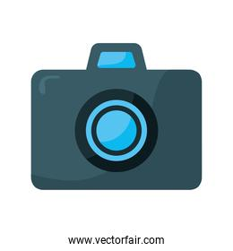photographic camera device technology icon