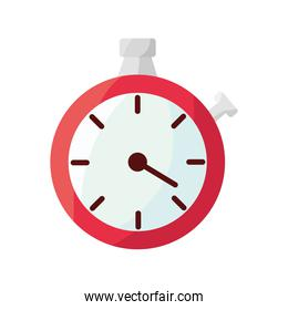 chronometer timer watch isolated icon