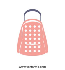 grater utensil cooking sketch isolated style