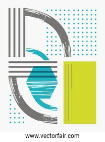 abstract template cover