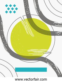 cover abstract template