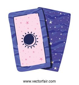 esoteric cards with one eclipse