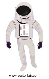 astronaut space character