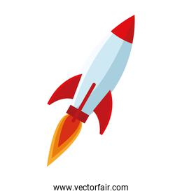 rocket launcher startup onfire  icon