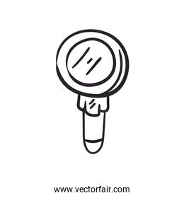 Search lupe icon