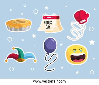 icons fools day