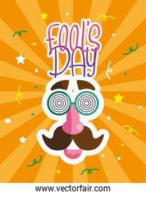 poster fools day