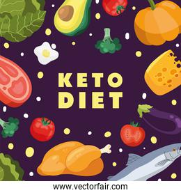ketogenic diet food