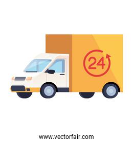 truck delivery service