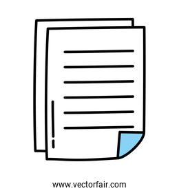 document pages icon