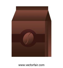 coffee package product