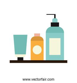 cosmetics products skincare